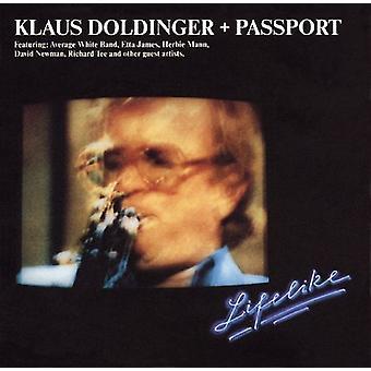 Klaus Doldinger & Passport - Lifelike [CD] USA import