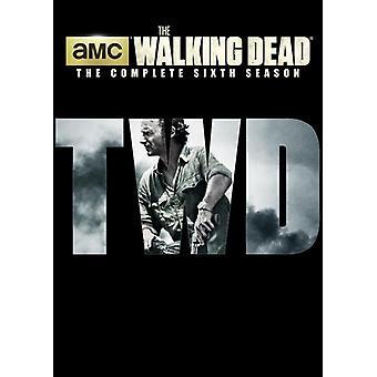 Walking Dead: Saison 6 importation [DVD] é.-u.