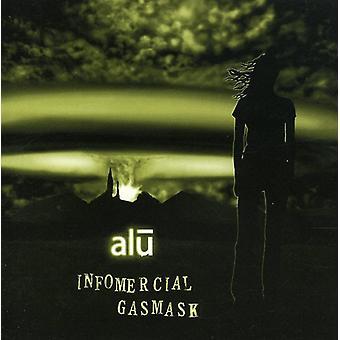 Alu - Infomercial Gasmask [CD] USA importar