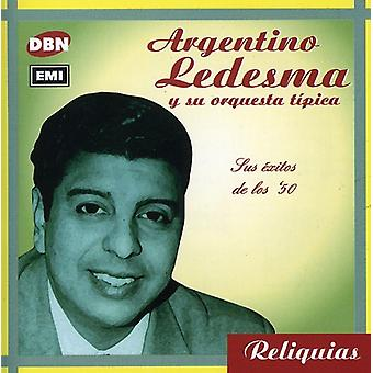 Argentino Ledesma - Sus Exitos De Los 50 [CD] USA import