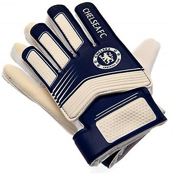 Chelsea Goalkeeper Gloves Kids