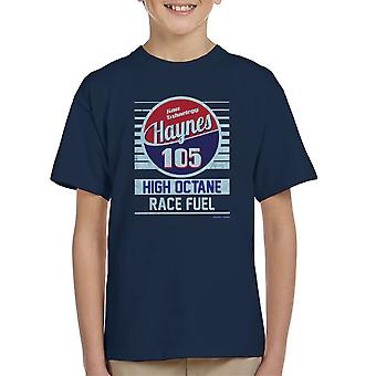 Haynes 105 High Octane Race Fuel Kid's T-Shirt