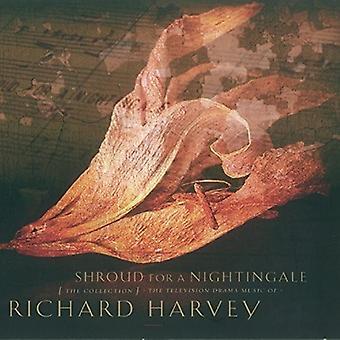 Richard Harvey - Shroud for a Nightingale [CD] USA import