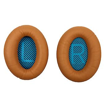 REYTID Replacement Brown Ear Pad Cushion Kit Compatible with Bose Around Ear SoundTrue & AE2 Headphones Cushions