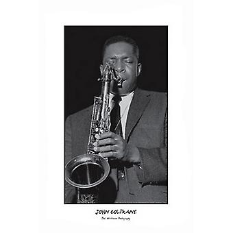 John Coltrane plakat Print af Ted Williams (11 x 17)