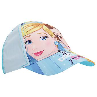 Disney Princess Childrens/Girls If You Can Dream It You Can Do It Baseball Cap