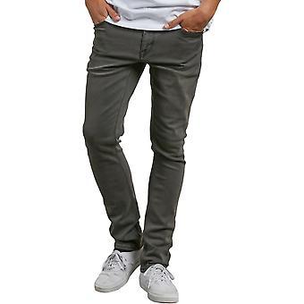 Volcom 2X4 denim Skinny fit jeans i bly