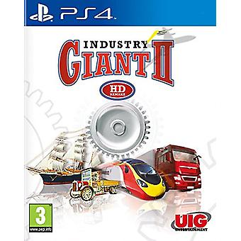 PS4 Industry Giant 2 - New