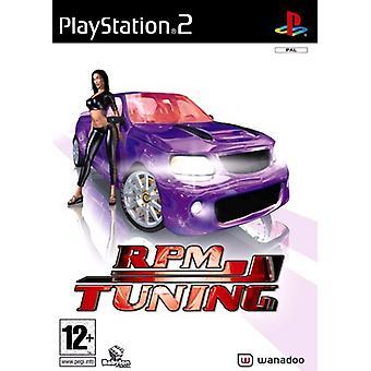 RPM Tuning (PS2) - Ny fabrik forseglet