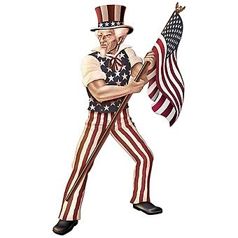 """Jatkettu Uncle Sam 5' 6 """""""