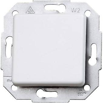 Kopp inserir entre switches Europa Arctic white, Matt 613713085