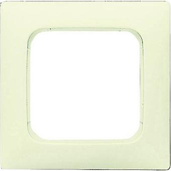 Busch-Jaeger 1x Frame Duro 2000 SI Linear Cream-white 2511-212K-101