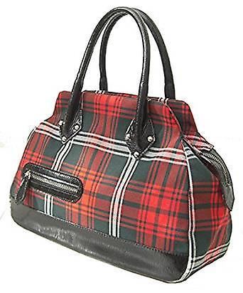 Tartan Handbag E (Prince of Wales)