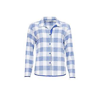Elisa bleu cocher pyjama Pyjama Top Cyberjammies 3877 féminines