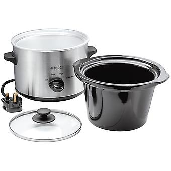 Judge Electricals, Slow Cooker, 1.5 Litre