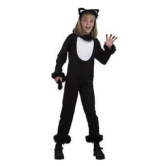 Kitty kostume, store.