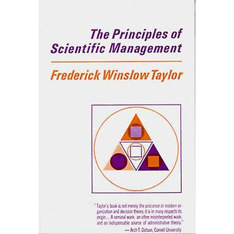 Os princípios da administração científica por Frederick-