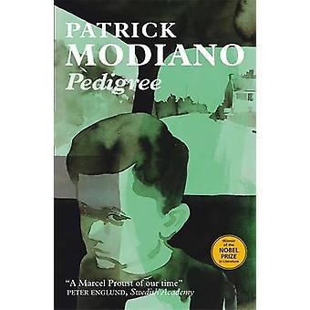 Stammbaum von Patrick Modiano - Mark Polizzotti - 9780857054937 Buch