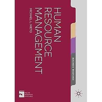 Gestion des ressources humaines de Michael L. Nieto - Book 9781137282279