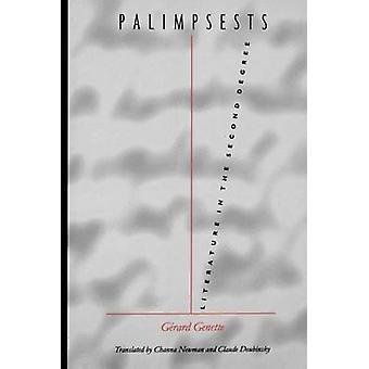 Palimpsestes - littérature au deuxième degré par Gérard Genette - Chan
