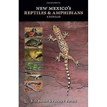 New-Mexicos Reptilien und Amphibien
