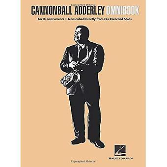 Cannonball Adderley - Omnibook: För B-Flat instrument