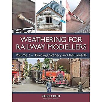 Forvitring i jernbanen modellerere