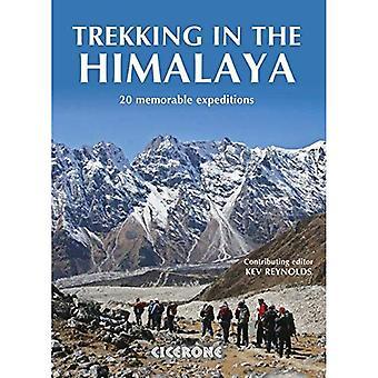 Trektochten in de Himalaya
