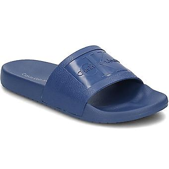Calvin Klein Jeans Vincenzo Jelly S0547STEELBLUE water  men shoes