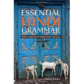 Hindi Peruskielioppi: Esimerkkejä Hindi nykykirjallisuus