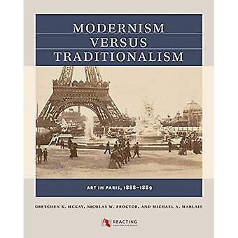 Modernismi vs. traditionalismia: taiteen Pariisissa, 1888-1889