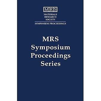Rapid Thermal and Integrated Processing III: Volume 342 (MRS Proceedings)