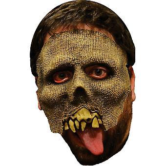 Z-Ekk masque en Latex pour Halloween