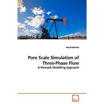 Pore Skala Simulation von Drehstrom-Flow durch Suicmez & Vural