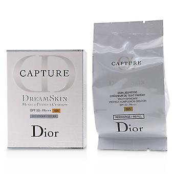 Christian Dior Capture Dreamskin Moist & Perfect Cushion Spf 50 Refill - # 025 (soft Beige) - 15g/0.5oz