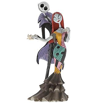 Disney Haute Couture NBX Jack und Sally Figurine