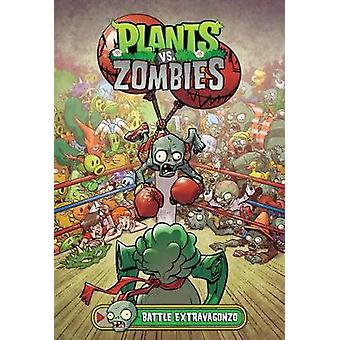 Plants Vs. Zombies Volume 7 - Battle Extravagonzo by Paul Tobin - Bria