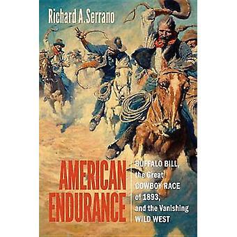 American Endurance by Richard Serrano - 9781588345752 Book