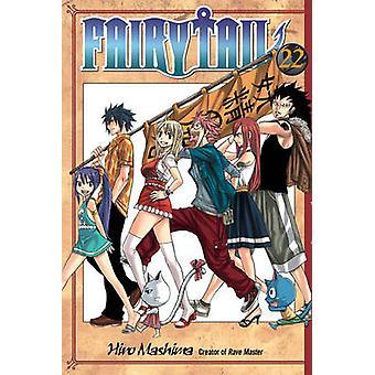Fairy Tail 22 by Hiro Mashima - 9781612620596 Book