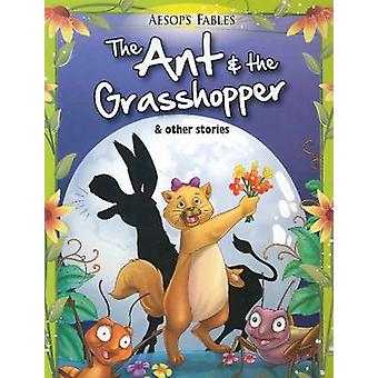 Ant & the Grasshopper & Other Stories by Pegasus - 9788131908945 Book
