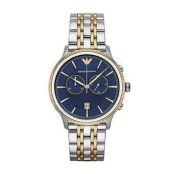 Emporio Armani Ar1847 Latest Two Tone Luxury Watch