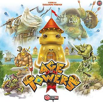 Age of Towers Core Box Board Game