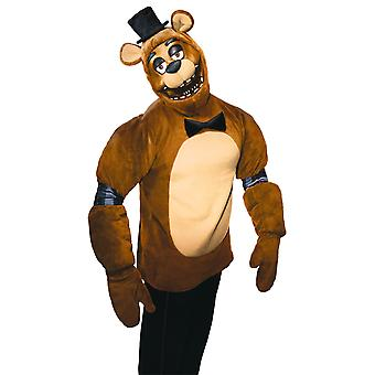 Adult Freddy Costume - Five Nights At Freddy's