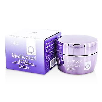DHC medicati Q Quick Gel 100g/3.5 oz