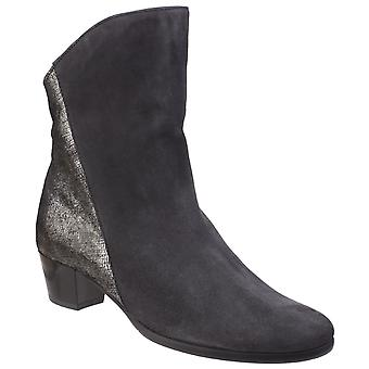 Riva Womens Anita Ankle Boot Grey