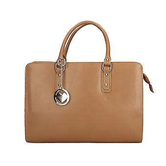 Handbag made in leather P9047