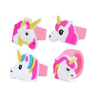 Unicorn fancy dress ringen set