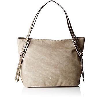 Tom Tailor 24101 beige dam väska (beige (taupe 21)) 14x27x39 cm (B x H x T)