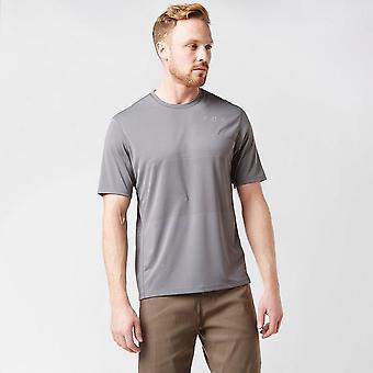 New Fox Men's Ranger Short Sleeve Jersey Grey