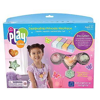 Learning Resources Playfoam Designables - Princess Necklace